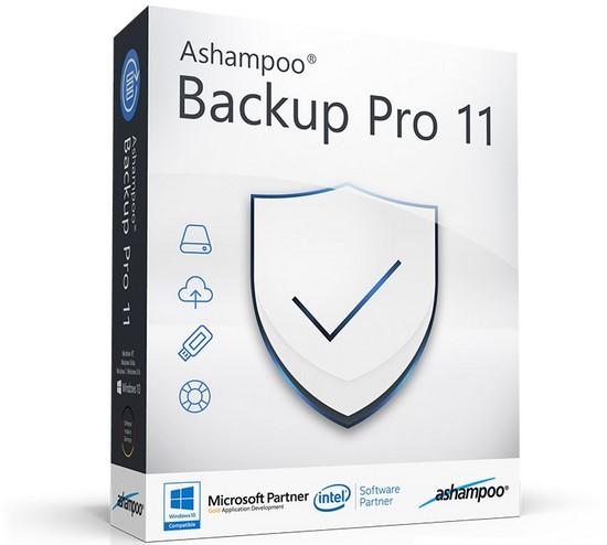 Ashampoo Backup 2018 Crack
