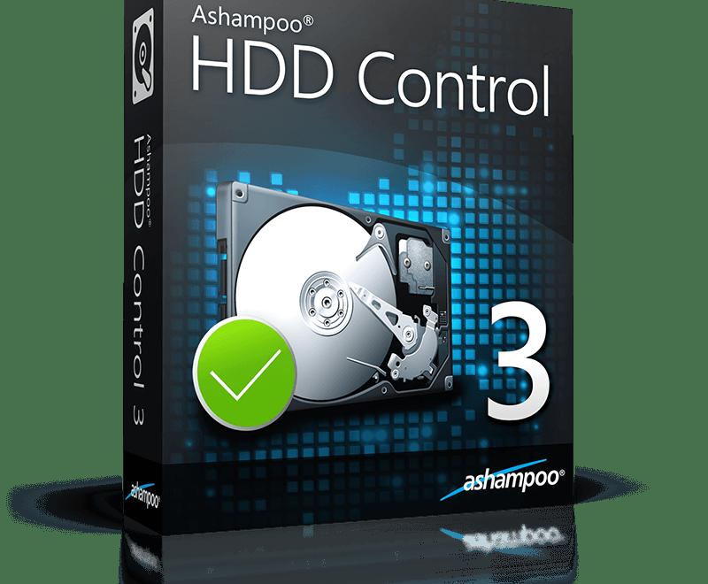 Ashampoo HDD Control 3 Crack