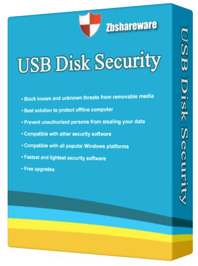 USB Disk Security 6.8.0.501 Crack