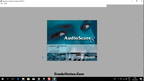 AudioScore Ultimate 8 Crack Patch & License Key Download