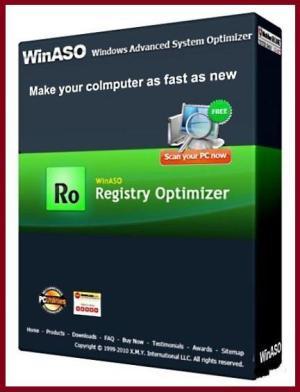 WinASO Registry Optimizer Crack