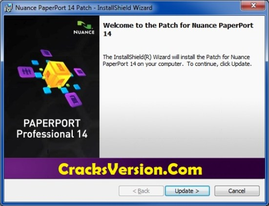 Nuance PaperPort Professional 14 Serial Key