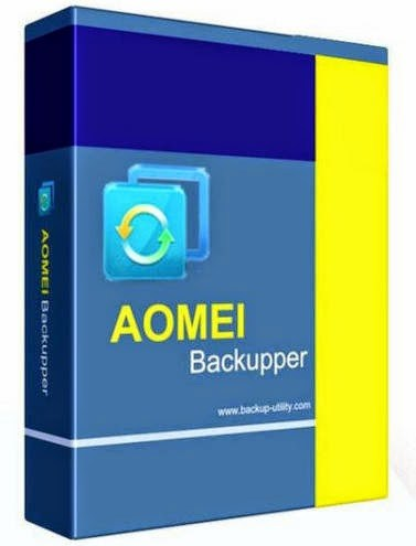 AOMEI Backupper Professional Crack