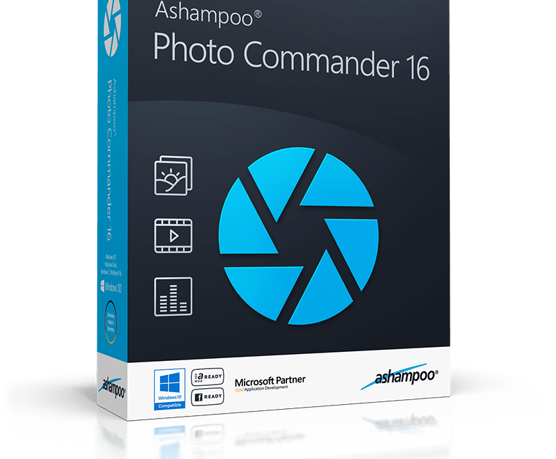 Ashampoo Photo Commander 16 Free Download