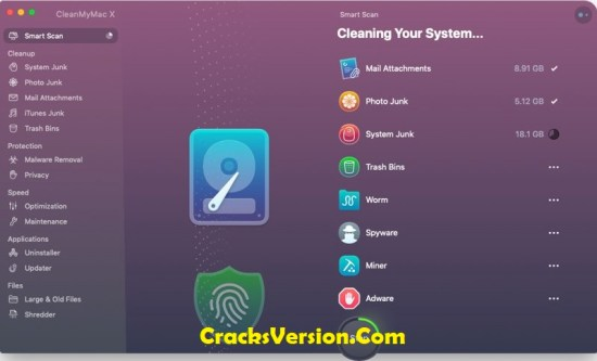 CleanMyMac X 4.0.4 Activation Number