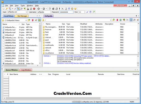 CuteFTP Pro 9 Serial Number