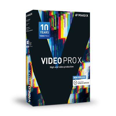MAGIX Video Pro X10 Crack