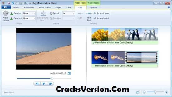 how to use the windows movie maker
