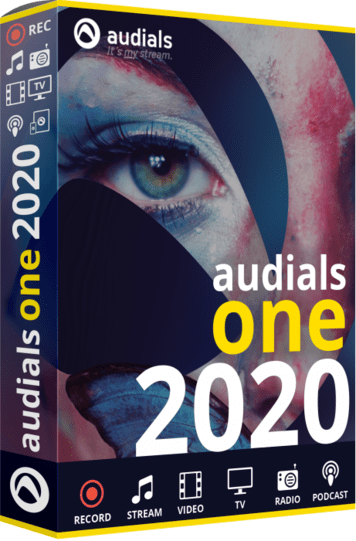 Audials One 2020 Crack