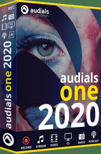 Audials One 2020 Crack