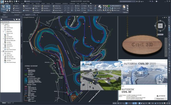 Autodesk Civil 3D Product Key