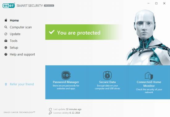 ESET Smart Security Activation Key