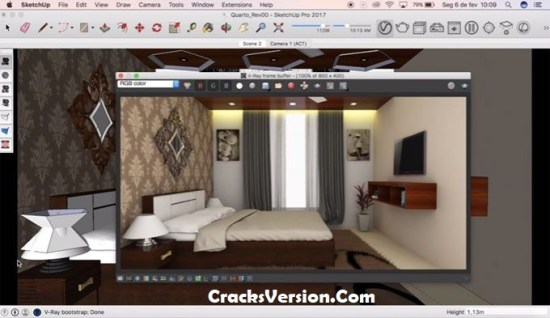 VRay for SketchUp License Key
