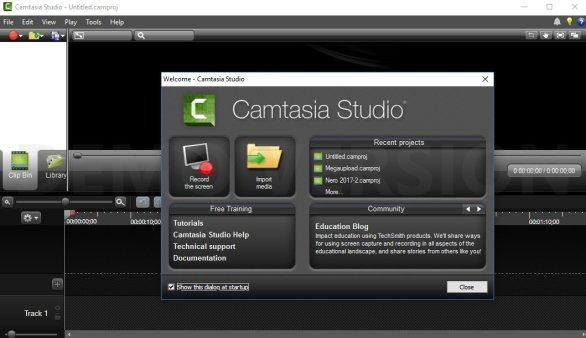 Camtasia Studio Free Download