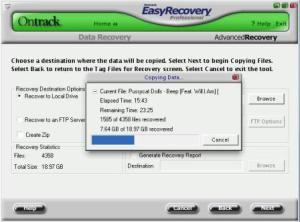 EasyRecovery Professional Full Version