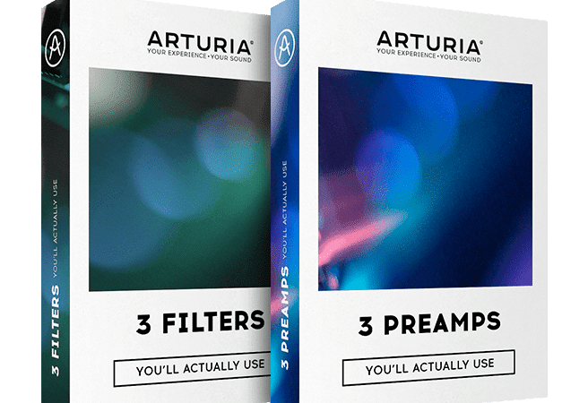Arturia 3 Filters & 3 Preamps v1.1.0 Crack 2020 Free Download {Latest}