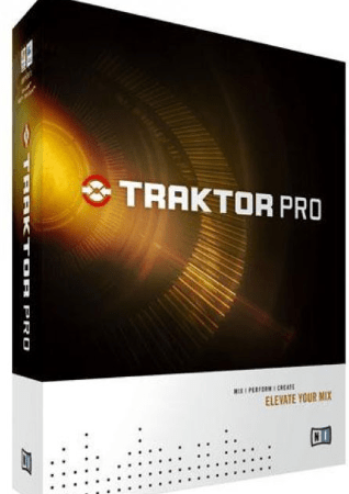 Traktor Pro 3.4.0 Crack & License Key Full Free Download
