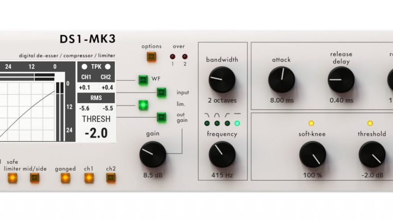 Softube Weiss DS1-MK3 Crack + Vst Mac & Win Free Download