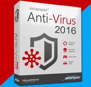 Ashampoo Antivirus key