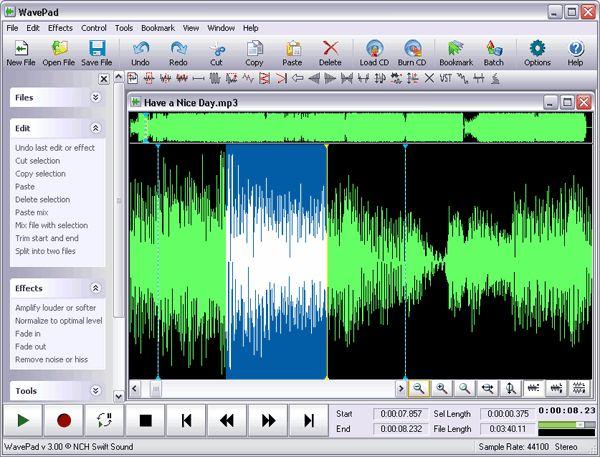 WavePad Sound Editor 8.27 Crack Full Registration Code Is ...