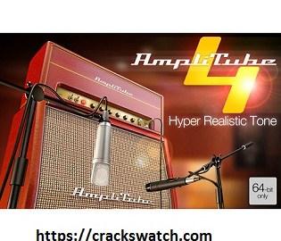 IK Multimedia AmpliTube 4 Crack With Serial Keygen 2020