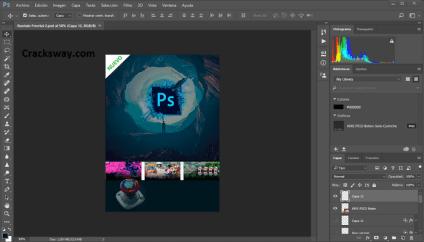 Adobe Photoshop CC 2019 20 0 6 Crack + Torrent Full Free