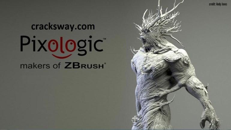 Pixologic ZBrush 2021.6.6 Crack + License Key For [Mac/Win]