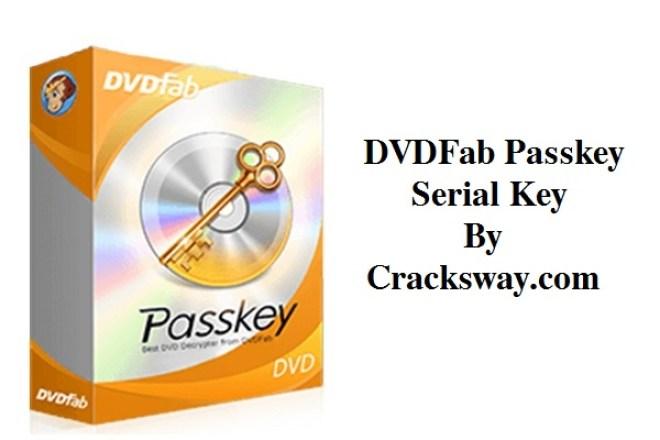 DVDFab Passkey Keygen