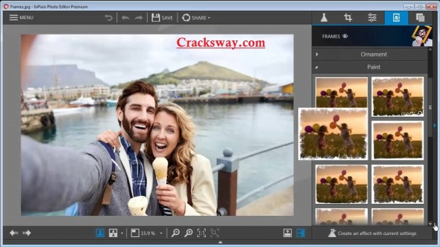 InPixio Photo Editor Torrent
