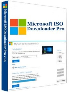 Microsoft ISO Downloader Pro 2020 v2.4 With crack