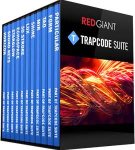 Red Giant Trapcode Suite Crack