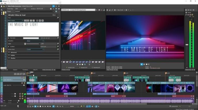 Sony Vegas Pro Crack 18.0.373 With Serial Number Free Download 2021