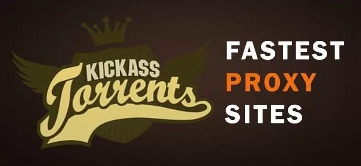 kickass proxy sites 2019