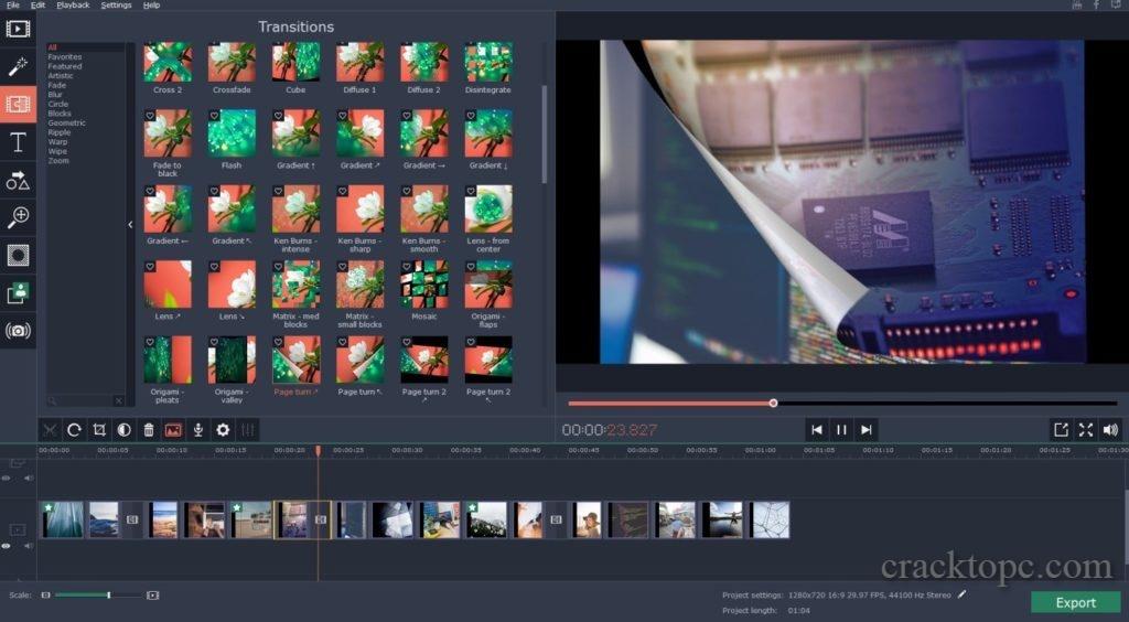 Movavi Slideshow Maker torrent