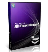 Alfa eBooks Manager Pro / Web 8.4.69.1 With Crack Torrent Download