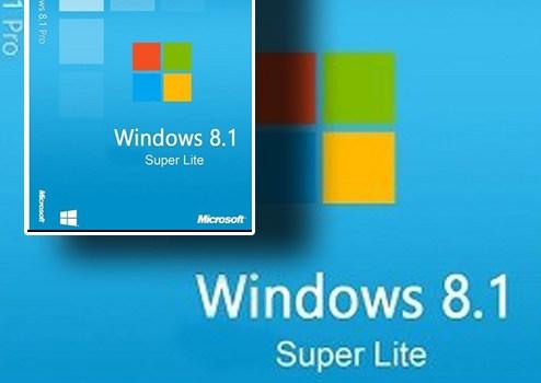 Windows 8.1 Super Lite All Editions Crack 32/64 bits Download [Latest]