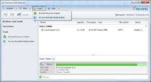 Acronis Disk Director 13.2 Build 342 With Crack