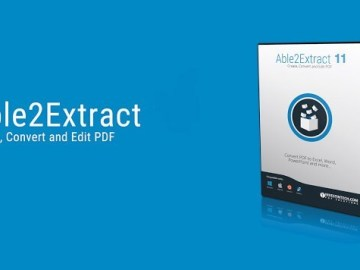 Able2Extract License key