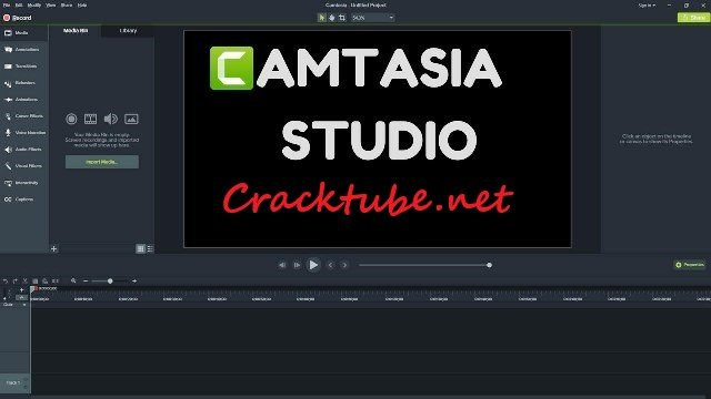 Camtasia Studio 2019.0.9 Crack With Serial Key Torrent