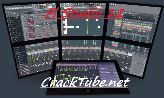 FL Studio 12.5.1.165 Crack & RegKey Free Download