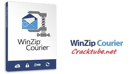 WinZip Courier 8 Serial Key {Crack & Keygen} Full.