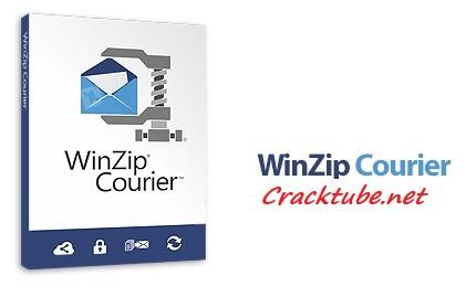 WinZip Courier 8 Serial Key {Crack & Keygen} Full