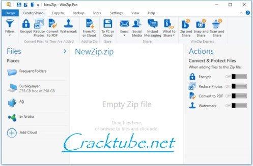 Winzip Pro 23 Activation Code {Crack & Keygen} Full