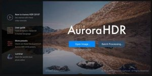 Aurora HDR 2019 Crack Full Torrent [Mac/Win]