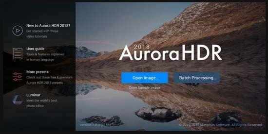Aurora HDR 2019 Crack Full Torrent [Mac/Win]