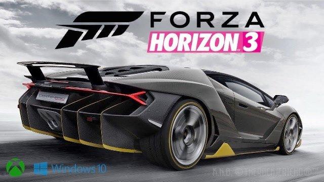 Forza Horizon 3 Crack Full Game Download Torrent 2019