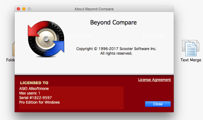 Beyond Compare 4.2.6 Keygen + Crack Free Download {Latest}