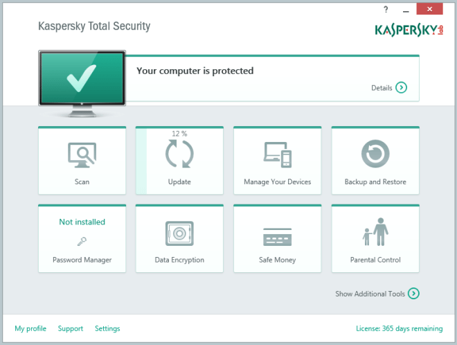 Kaspersky Total Security 2019 Crack + Activation Code Full {Lifetime}