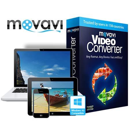 Movavi Video Converter 19.1.0 Crack + Activation Key Full
