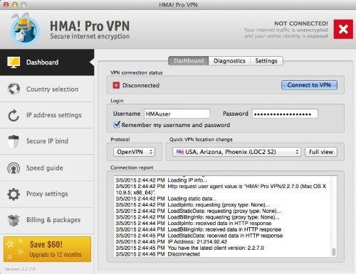 HMA Pro VPN 4.5.144 Crack + Keygen Free Download 2019